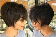 Visit for more Even iets meer lengte! Kapsels voor haar The post Even iets meer lengte! Kapsel appeared first on frisuren. Short Hair With Layers, Short Hair Cuts, Short Hair Styles, Chin Length Hair Styles For Women, Short Bob Hairstyles, Cool Hairstyles, Layered Hairstyles, Hairstyle Ideas, Coarse Hair