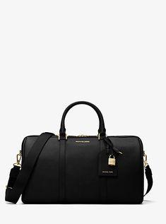 9d57ff98bdd8 Jet Set Travel Large Leather Weekender Fashion Boots, Michael Kors Bag,  Handbags Michael Kors