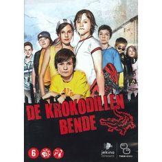 DVD De Krokodillenbende