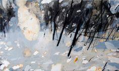 Marta Galisz malarstwo / pejzaż / painting / landscape Painting, Fish, Pets, Animals, Animales, Animaux, Painting Art, Pisces, Paintings