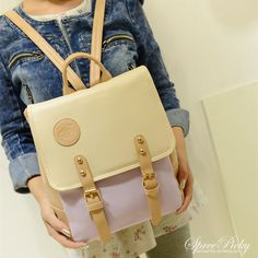 Shipping: Free Worldwide Shipping Made of soft PU leather Starp is adjustable Colors: Pink/ Yellow/ Purple/ Blue