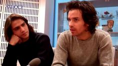 The Musketeers return to BBC One for a second series, but stars Luke Pasqualino and Santiago Cabrera say there'll definitely be more of an edge to their adventures this time round. (Yahoo Video)