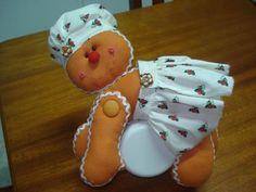 Bagunçando! Bonecas de pano country - UOL Fotoblog