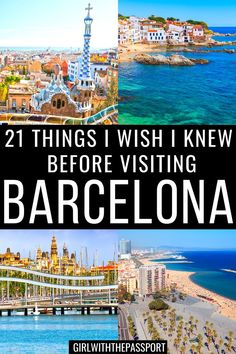 An Expert's Guide to 21 of the Biggest Mistakes that most make when they do a bit of Barcelona travel. Read this post right now so you can plan the Barcelona itinerary of your dreams! Barcelona Travel | Spain Travel | Barcelona Travel Tips | Barcelona Itinerary | Barcelona Things to do | Barcelona Travel Guide | Things to do in Barcelona | Barcelona Spain Travel Tips | Barcelona Spain Travel Guide | Barcelona Spain Things to do | Barcelona Spain Photography | #BarcelonaTravel #BarcelonaGuide Travel Tours, Europe Travel Tips, Places To Travel, Travel Destinations, Travel Articles, Travel Ideas, Barcelona Guide, Visit Barcelona, Barcelona Travel