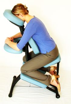 Love massages, but don't have time? Chair massage at your office may just be your best bet!