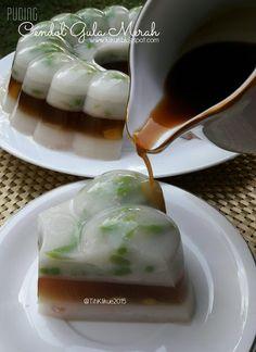 KLIKUE - Balikpapan Cakes and Puddings Online Shop: Puding Cendol Gula Merah