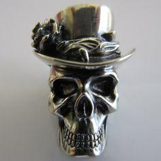 $56.00 Dandy In Nickel Silver By Evgeniy Golosov