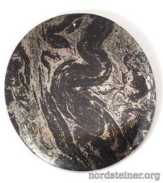 Phyllite cabochon 35*32 mm #cabochon #gems #nordsteiner #Phyllite @ nordsteiner.org