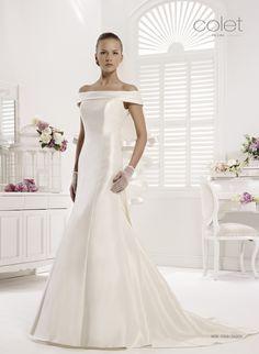Collezione abiti da sposa #Colet 2013, abito da #sposa COAB13430IV