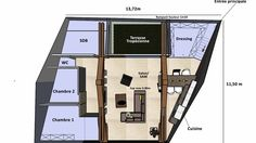 Avant / Après : Des combles transformés en appartement de 90m²