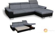 Rozkládací sedací souprava Carlo s úložným prostorem #sofa #divan #settee #couch