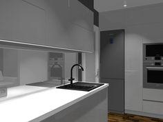 Aneks kuchenny w salonie 22m2 co o tym sądzicie     8 Bathroom Lighting, Sink, Mirror, Furniture, Home Decor, Bathroom Light Fittings, Sink Tops, Bathroom Vanity Lighting, Vessel Sink