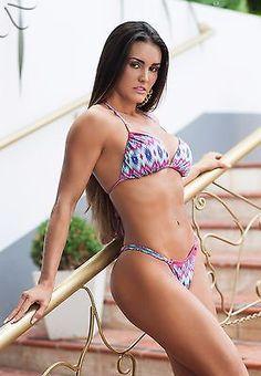 Sensual Brazilian Brunette Hot Girl Mini Poster 24 x 36