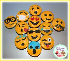 Smiley Muffins / Emoji Muffins