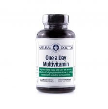 Natural Doctor One a Day Multivitamin - 28 EUR Oxidative Stress, Vitamins, Day, Natural, Vitamin D, Nature, Au Natural