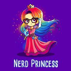 Nerd Princess