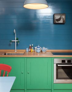 How to Paint Your Kitchen Cupboards - Step Three