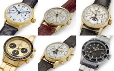 Watches by SJX: AUCTION WATCH: Highlights From Christie's Upcoming...