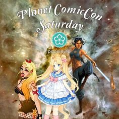 Saturday the #paperxcutedolls will be Sha as Jedi Jasmine Giang as lolita Sailor Moon and An as ??? Sailor Venus. Who is all coming to planet comicon!? . . . . Jasmine art by phill-art@deviantart Sailor Moon art by nardack@pixiv  Sailor Venus art by evviart.com . . #love #instagood #smile #follow #cute #girl #photooftheday #followme #style #happy #picoftheday #instadaily #amazing #fashion #igers #fun #instalike #anime #sailormoon #friends #urban #paperxcute #kawaii #asian #cosplay…