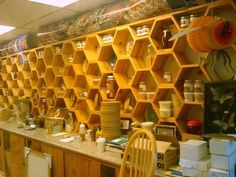 another honey shop