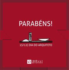 Dia do arquiteto 2015 para Idélli Botafogo