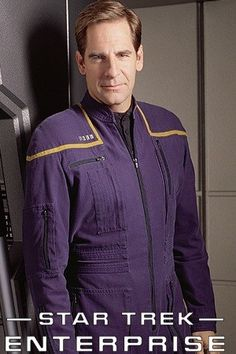 Captain Jonathan Archer - Star Trek Enterprise