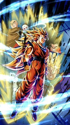 1597 Best Dragon Ball GT images in 2019 | Dragon ball