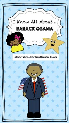 This is a history workbook for students with special needs. This is especially helpful for students with ADHD, Autism or those developing their foundational reading skills. These short passages help students who need a brief but valuable information about their favorite historical heroes.