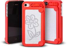 iPhone case comes with Magna Doodle drawing board - GadgetLite - Latest gadgets and technology news