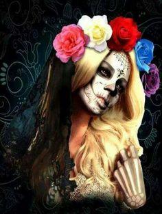 El dia de los Muertos, Day of the dead