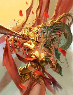 #hearthstone #warcraft #bloodelf