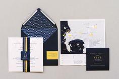 Q&A with Seven Swans - Wedding Album Wedding Invitation Inspiration, Unique Wedding Invitations, Wedding Stationary, Wedding Inspiration, Wedding Ideas, Wedding Album, Our Wedding, Seven Swans, Safari Wedding