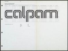 Pam Calpam '72 Design Handbook