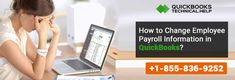 Change #Employee #Payroll Information : https://www.quickbookstechnical.help/change-employee-payroll-information-quickbooks/