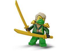 LEGO.com Ninjago Characters - Rebooted - Lloyd