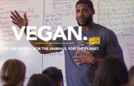 NFL's David Carter Shares His Vegan Super Bowl Party Menu | Ecorazzi