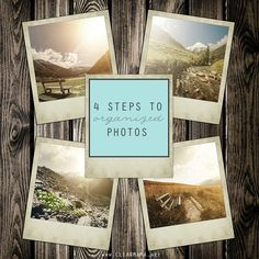 While the majority of picture taking these days is done digitally, if you are anything like many, you have a stash of photos tucked away somewhere in your home. It may be intended for your child's baby book or precious family photographs from years past that you have been meaning to put in a photo... (read more...)