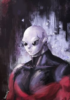 Jiren Dbz, Goku, Jiren The Gray, Dragon Ball Gt, Super Saiyan, Omega, Dc Comics, Anime, My Arts