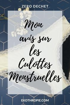 Culottes menstruelles : avis et codes promo