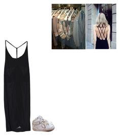 """Street Style"" by sleep-goth ❤ liked on Polyvore featuring NIKE"