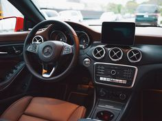 The new Mercedes-Benz CLA 250 is a designer gem.  ... - Mercedes-Benz