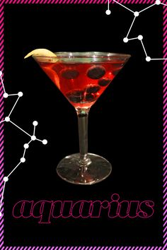 Directions: Muddle one lemon peel and four blueberries. In a shaker combine: · 1 oz vodka · 1 oz gin · 1 oz. lillet blanc Shake and serve as a martini.   - Redbook.com
