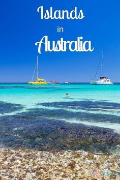 12 islands in Australia to consider for your next getaway. From relaxation, to adventure, to family friendly!