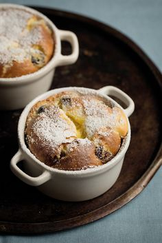 The Pool | Food and home - Cherry clafoutis