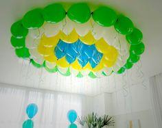 Balões copa Brasil