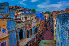 These Spectacular Shots Of India's 'Blue City' Will Ignite Your Wanderlust