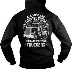 A FEW MEN BECOME TRUCKER #Trucker