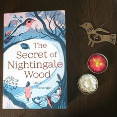The Secret of Nightingale Wood book. See this Instagram post by @hayleyfromhome • 47 likes