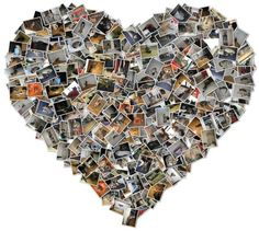 Collage art | How to organize collage images - o5 Recipes for Life