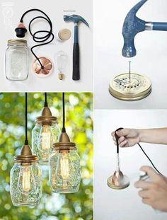 Comment rénover vos lampes - idées créatives   BricoBistro
